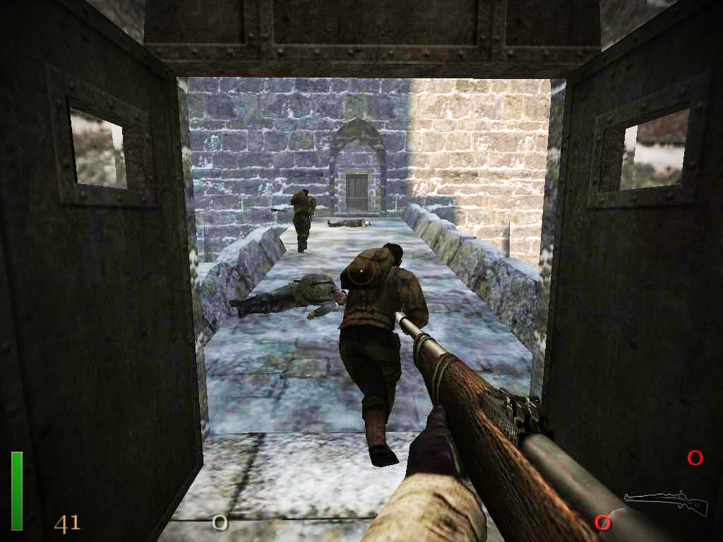 Download Return To Castle Wolfenstein Coop Linux 0 9 3