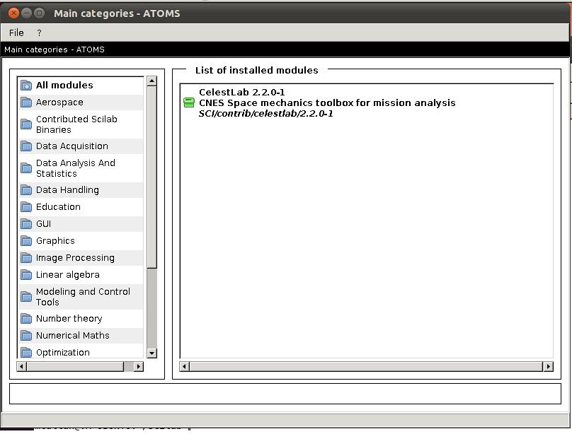 Download Scilab Linux 5 5 2