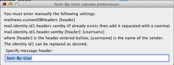 Sent-By-User column for Firefox screenshot 1