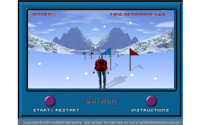 Ski Run screenshot 1