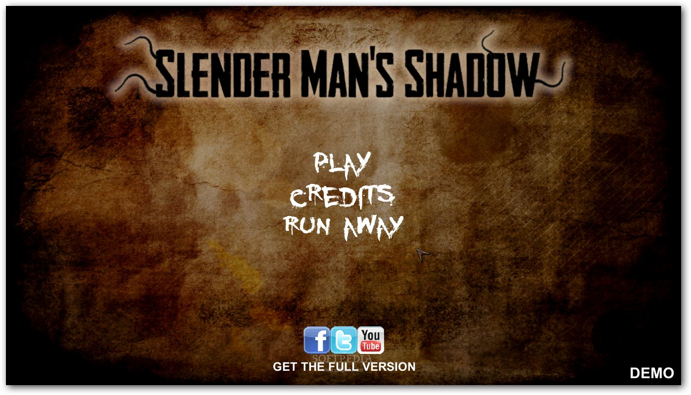 Slender Man's Shadow Full Download