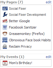 Social Fixer for Opera screenshot 7