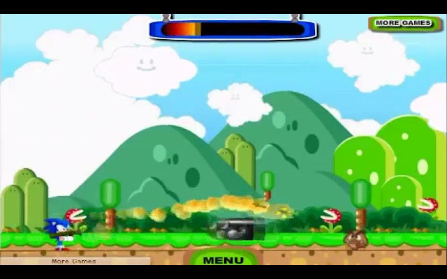 Sonic Kaboom screenshot 1