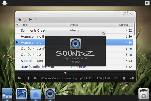 Soundz screenshot 1