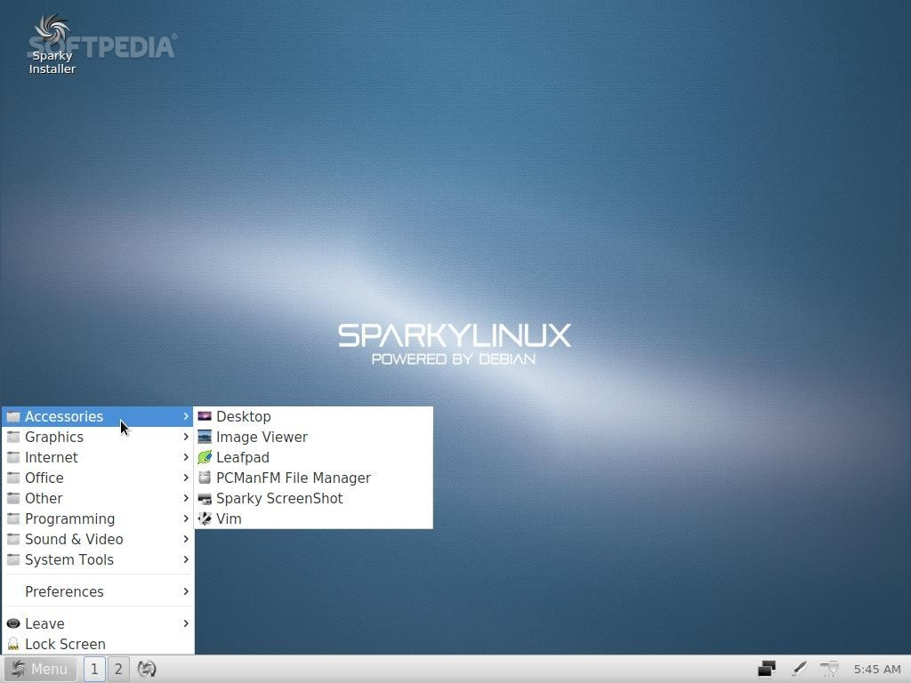 Download SparkyLinux LXQt 4 5 2 / 5 8 Rolling / 2019 08 Rolling