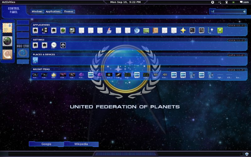 Star Trek Blue screenshot 3