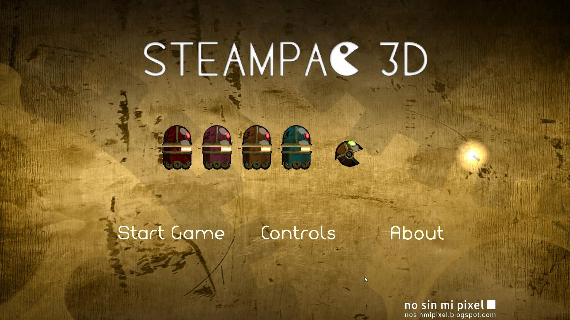Steampac screenshot 1