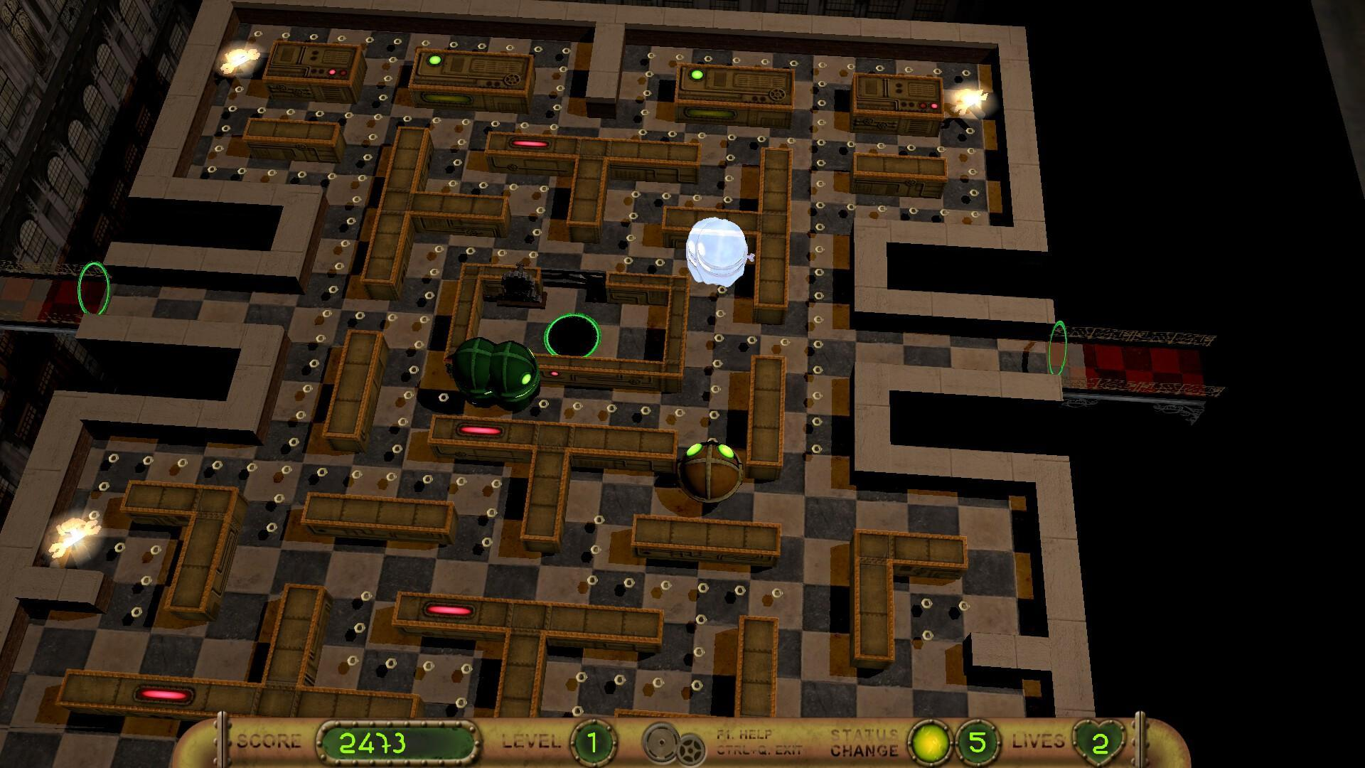 Steampac screenshot 3