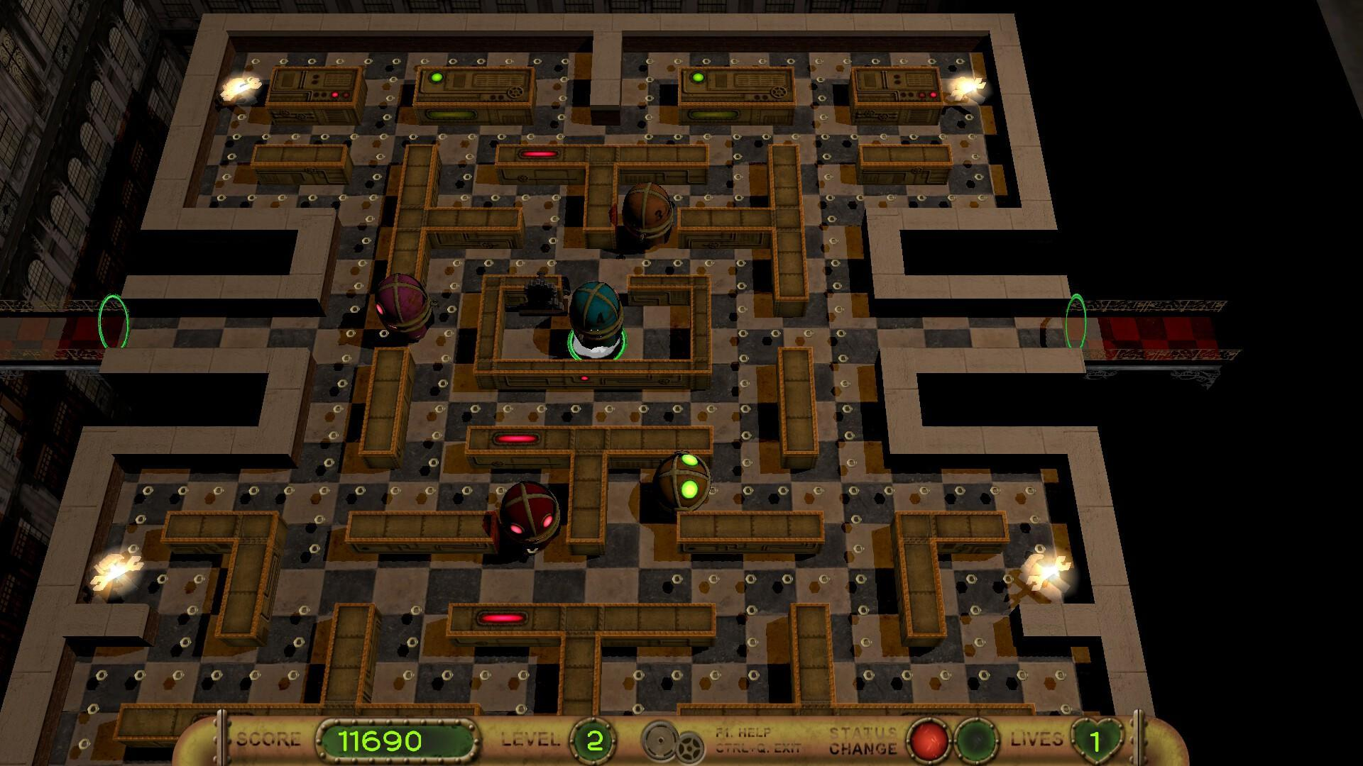 Steampac screenshot 5
