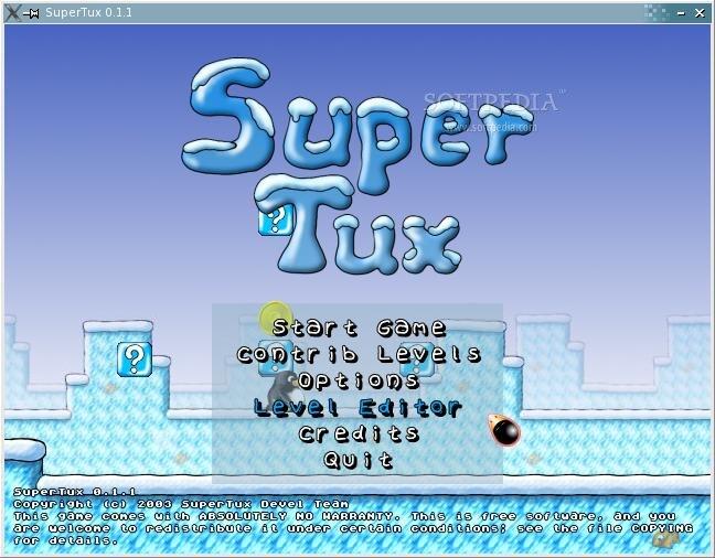 Super Tux Download