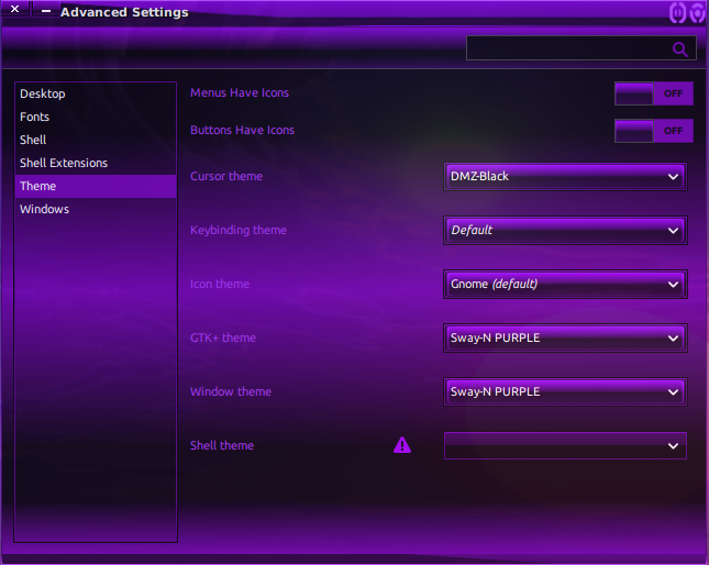 Sway PURPLE screenshot 2