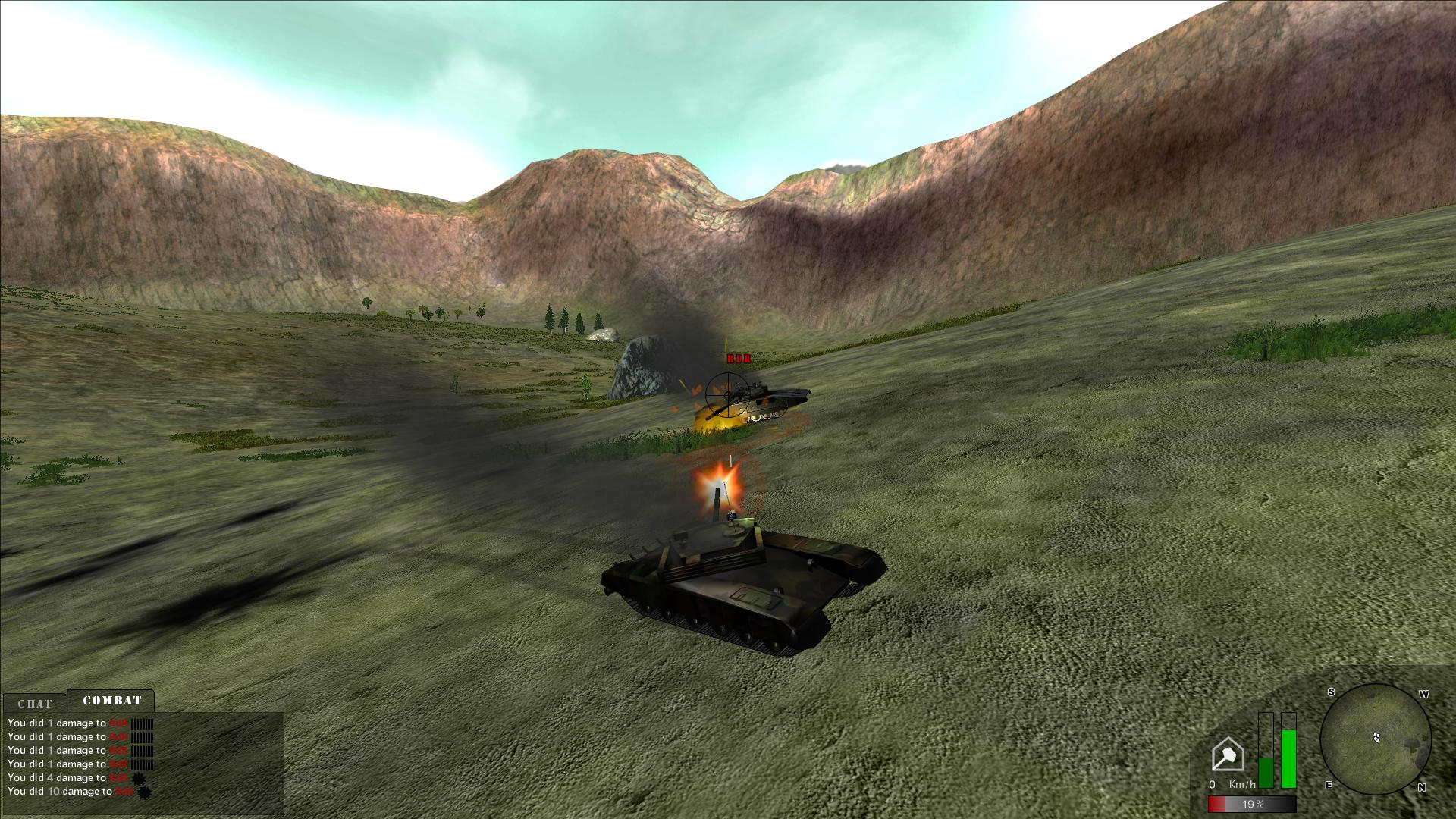 TANK@WAR screenshot 3