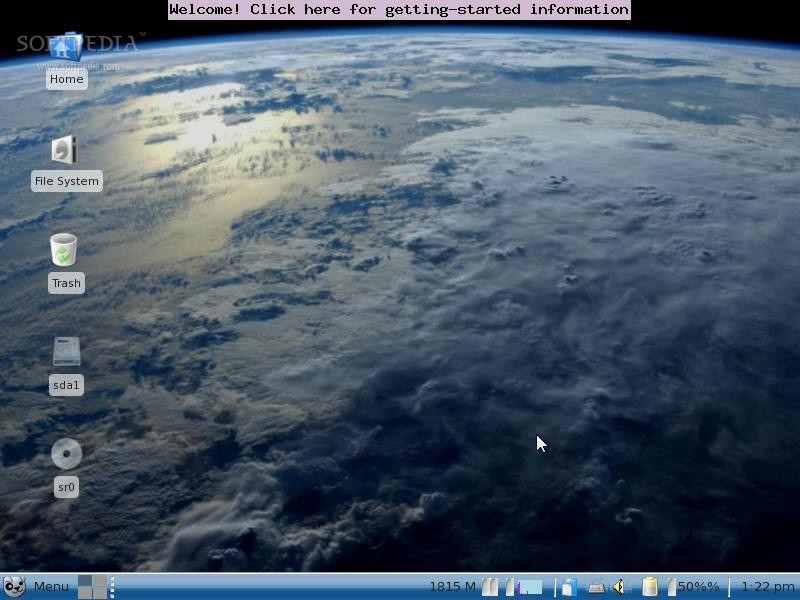 TOP Linux screenshot 1