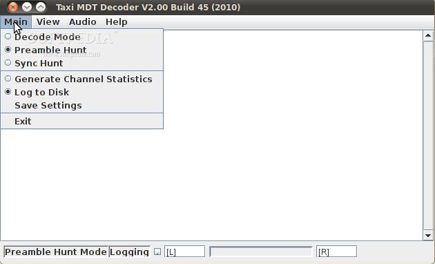 Download Taxi MDT Decoder Linux 2 0 0 Build 45