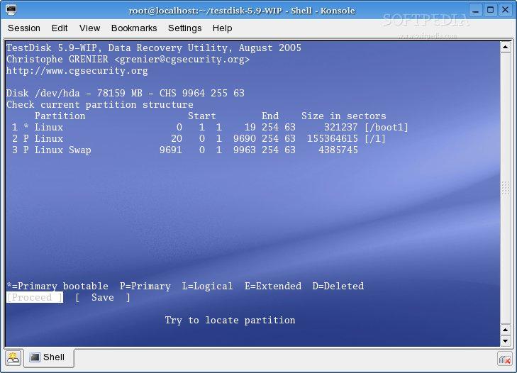 testdisk 64 bits