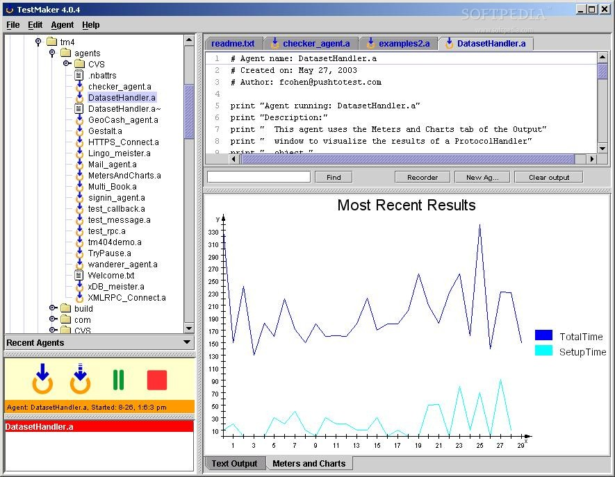 TestMaker screenshot 2