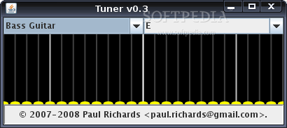 Tuner screenshot 1