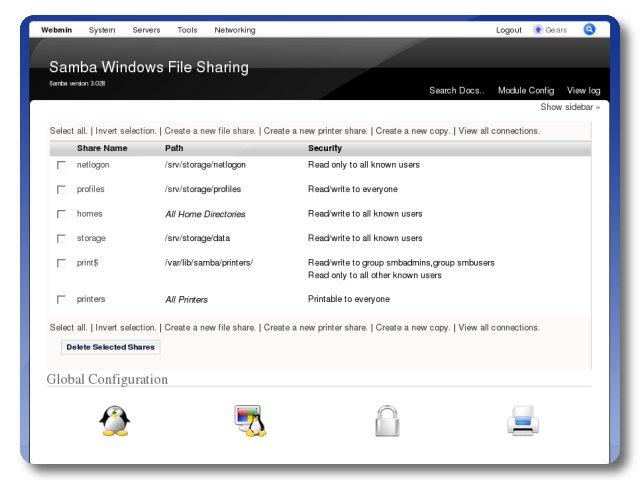 Download TurnKey File Server Live CD 15 0