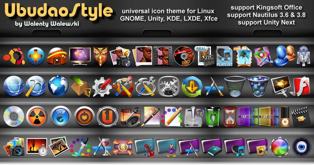 Download Ubudao Style Linux 1 4 5