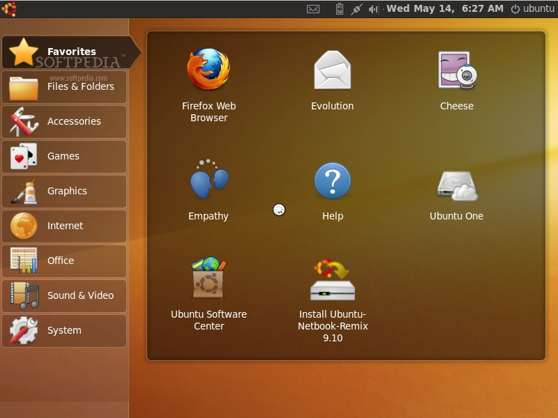 ubuntu netbook remix 9.10