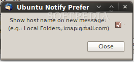 Ubuntu Notify screenshot 2
