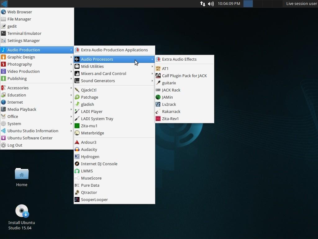 ubuntu studio 18.10 download