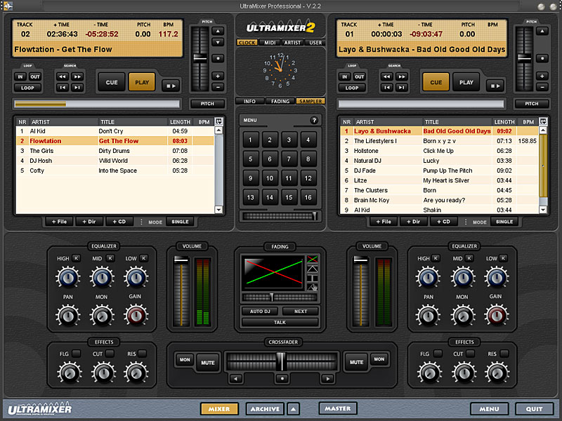 audio mixing software free download
