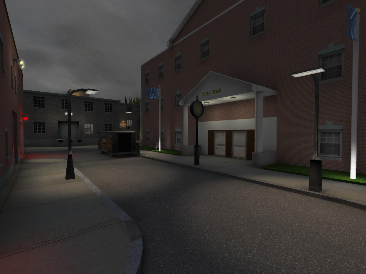 Urban Terror screenshot 1