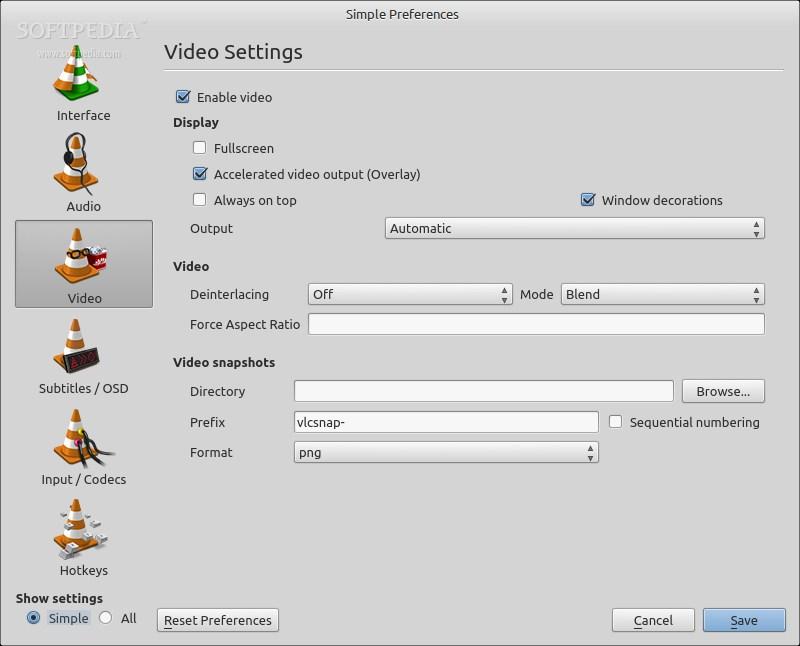 Download VLC Linux 3 0 8