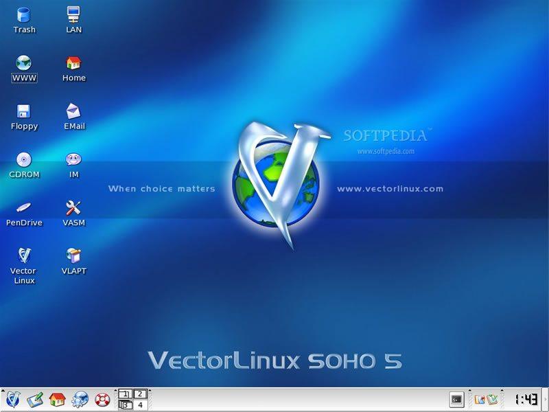 Sistema operativo linux da scaricare