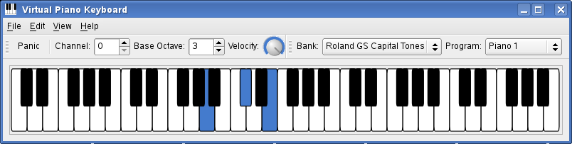 Download Virtual MIDI Piano Keyboard Linux 0 6 1