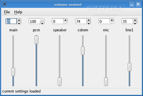Volume Control screenshot 1