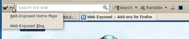 Web Exposed screenshot 1