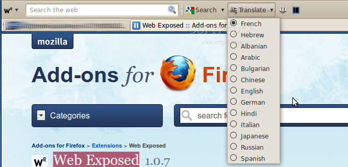 Web Exposed screenshot 3