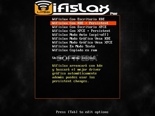 wifi slax wireless hacking live-cd v3.1 gratuit