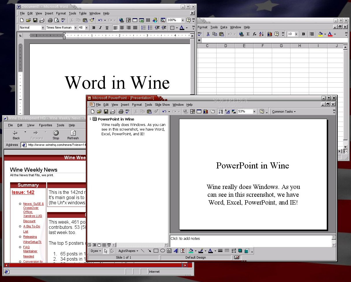 Download Wine Linux 4 13