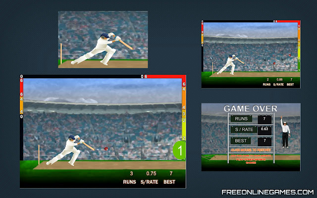 World Cup Cricket Practice screenshot 1