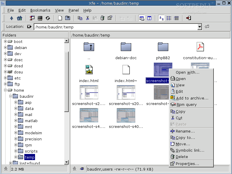 Download Xfe Linux 1 41
