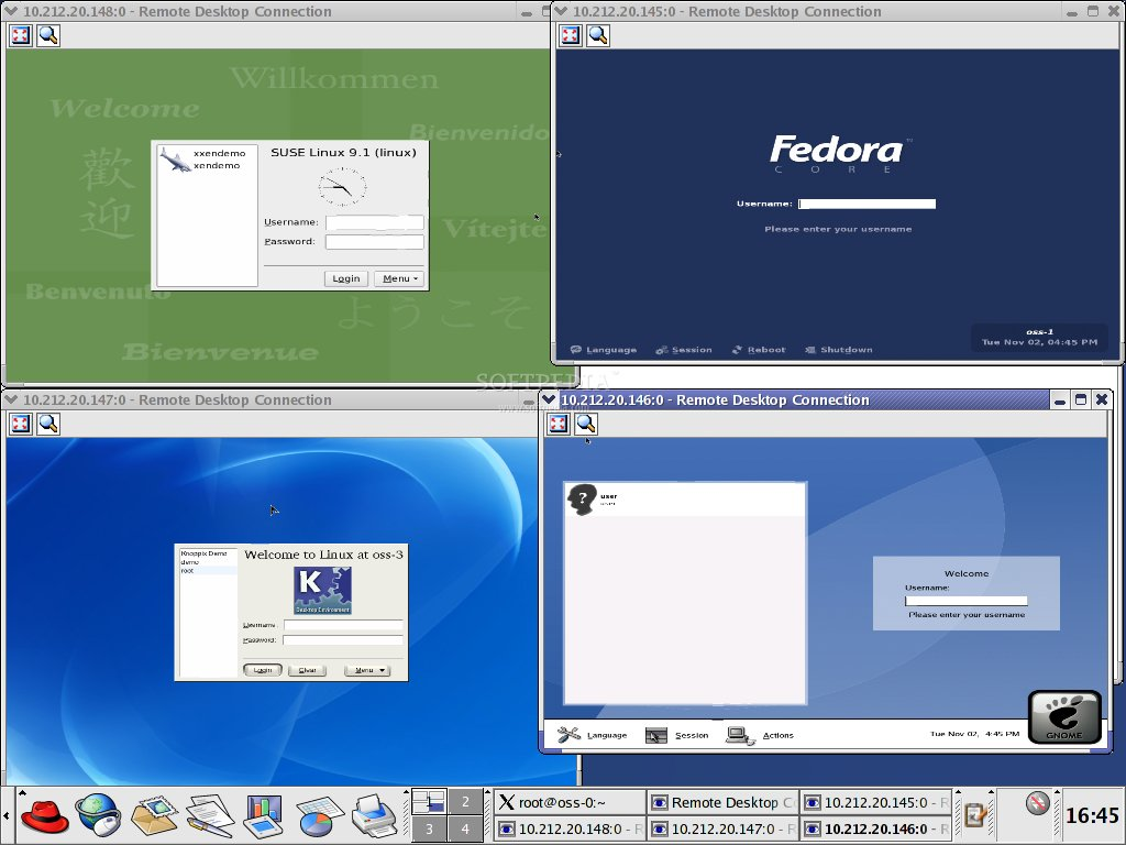 Xen Download Linux - Softpedia Linux