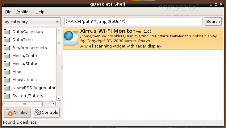 Xirrus Wi-Fi Monitor screenshot 1