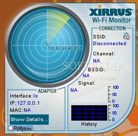 Xirrus Wi-Fi Monitor screenshot 2