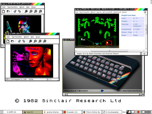 ZX Speccy screenshot 2