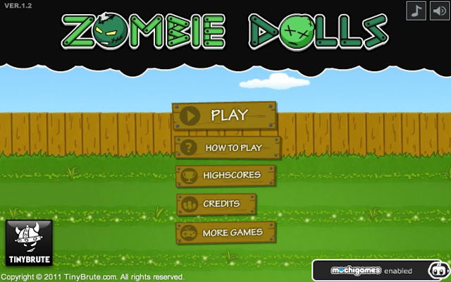 Zombie Dolls screenshot 1