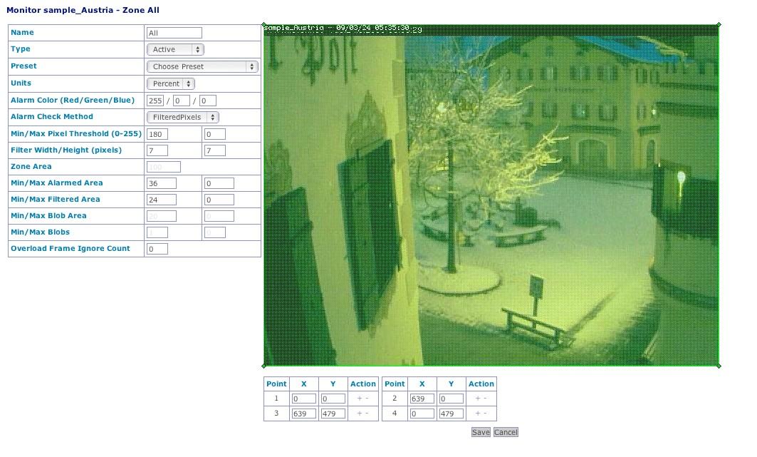 Download ZoneMinder Virtual Appliance 1 25 0