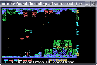 msx-emul screenshot 5