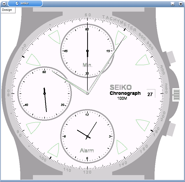 seiko screenshot 1