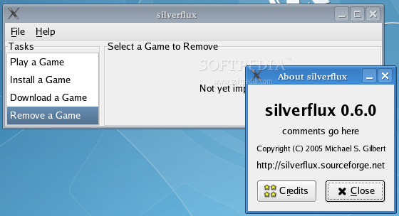 silverflux screenshot 3