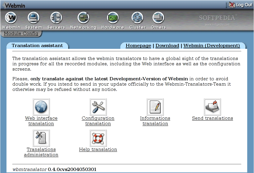 wbmtranslator screenshot 1